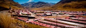 Carhuacoto o Nueva Morococha