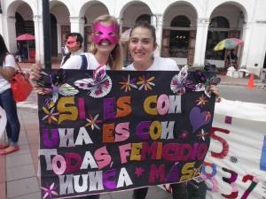 volontarie in servizio civile attive per l'eliminazione della violenza di genere!!