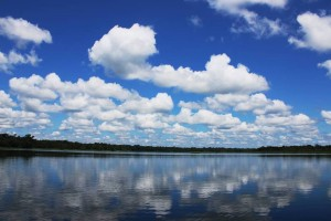 Laguna di Limoncocha, a due ore da Lago Agrio.