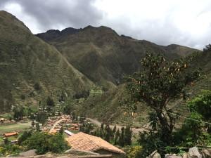 Vallata di Huilloc, Valle Sagrado