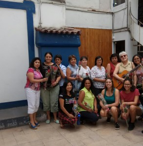lavoratrici di CEAS - Lima