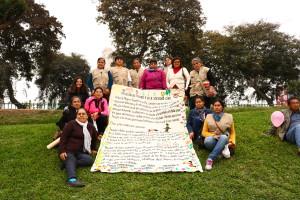 Petizione alla società civile della Red de Mujeres