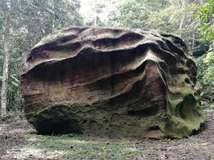 La piedra de Cumpanamà