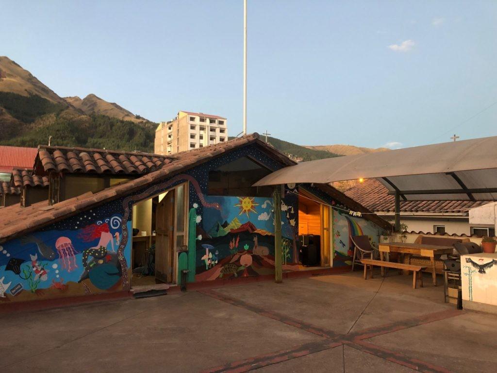 Casa-del-volontario Cusco